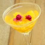 玫瑰香橙汁