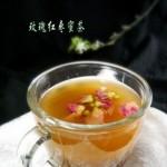 玫瑰红枣蜜茶