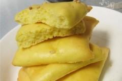 厚片蛋黄饼