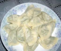 卷心菜精肉馅水饺