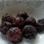紫薯小麻球
