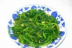 腐乳空心菜叶