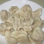 圆白菜饺子