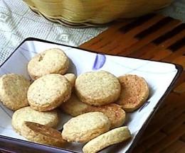 香草砂糖饼干