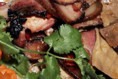 湘西蒸腊肉