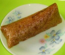 板栗纯精肉粽