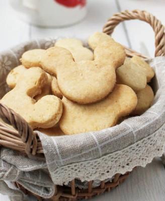 椰蓉奶酪饼干