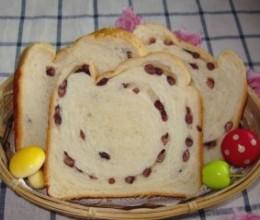 蜜红豆吐司面包