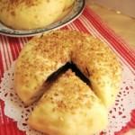 黄金豆沙糕