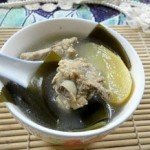 海带苹果排骨汤