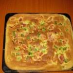 培根香葱蛋糕