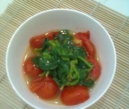 番茄芹菜叶