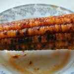 秘制烤玉米