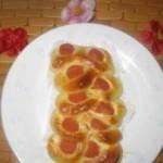花式香肠面包