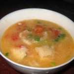 番茄开胃鱼片汤