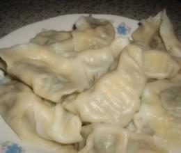 精肉芹菜水饺