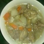 山药萝卜鸭腿汤