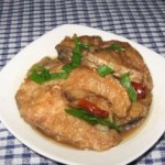 紅燒草魚塊