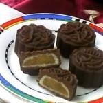 摩卡咖啡月饼