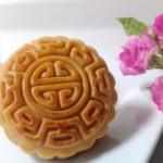 白莲蓉广式月饼