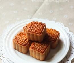 广式椰蓉月饼