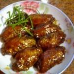 酱香蜜汁鸡翅