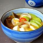 韩式蛤蜊大酱汤