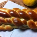 麦片辫子面包