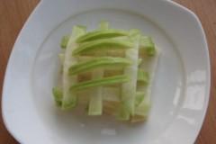 青脆萝卜条