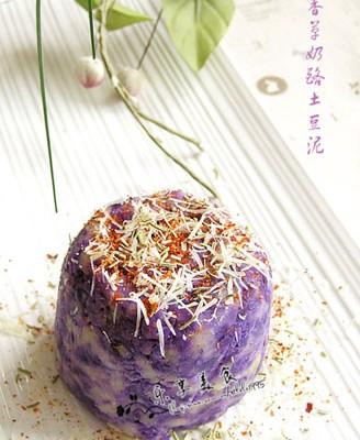 香草奶酪土豆泥