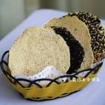 薄脆香芝麻饼