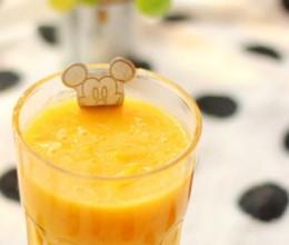 可爱多甜橙芒果汁
