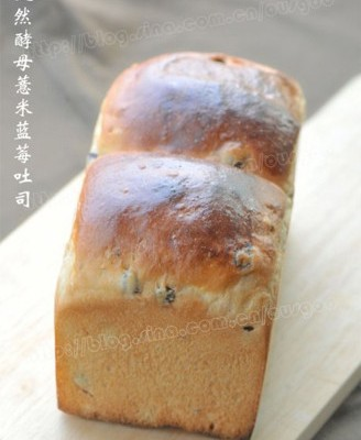 薏米红豆吐司