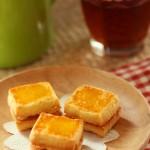 乳酪奶油夹心酥饼