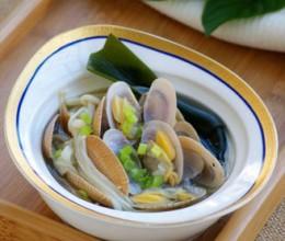 高营养蛤蜊汤