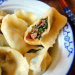 牛肉芫荽水饺
