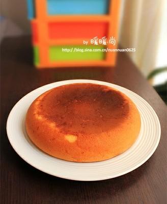 电饭煲版戚风蛋糕
