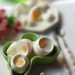 椰奶布丁鸡蛋