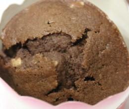 坚果巧克力玛芬
