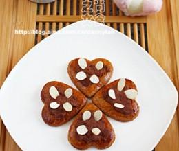 四叶草姜饼
