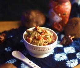 剁椒金针菇酱