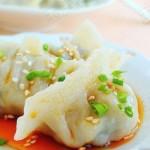 香菇青菜大肉餃子