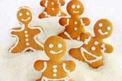 圣诞姜饼干