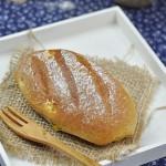 小麦胚芽玉米面包