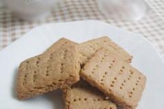 全麦红糖消化饼干