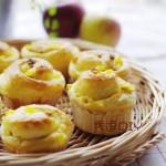 蘋果葡萄干面包