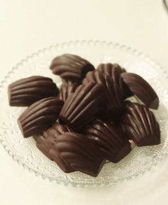 果仁巧克力