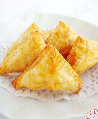 木瓜酥皮派