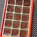 方形松露巧克力