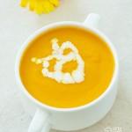 奶油胡萝卜汤